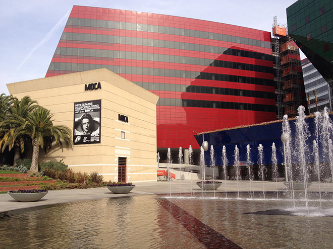 MOCA Pacific Design Center