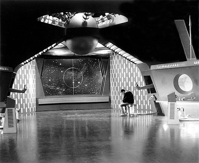 Jindřich Polák, Ikarie XB-1 [Voyage to the End of the Universe], 1963 (still). Courtesy the National Film Archive, Prague