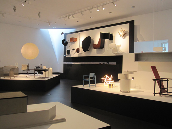 Vitra design museum the world s leading museums of design for Vitra museum basel