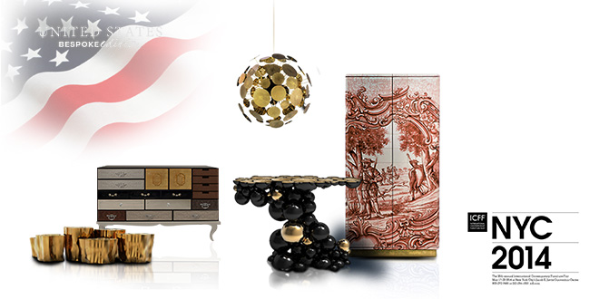 Top 10 most exclusive brand exhibitions at icff 2014 for Icff exhibitors 2014