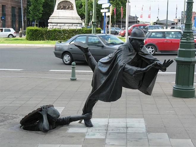 De Vaartkapoen (Brussels, Belgium)