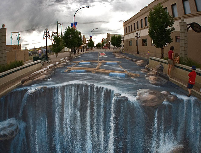 Waterfall | Edgar Mueller
