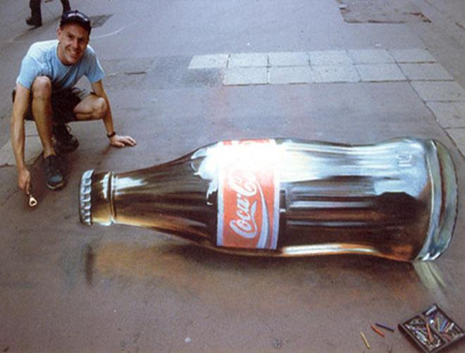 Coca-Cola | Julian Beever