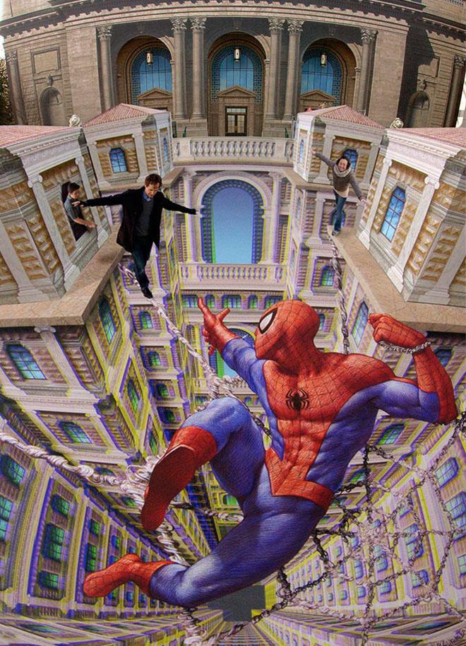 Spider man | Kurt Wenner
