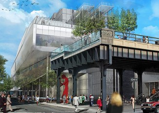 The New Whitney Museum by Renzo Piano