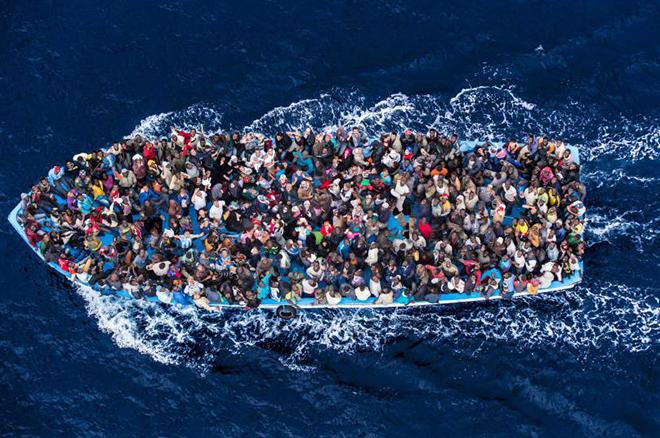 Massimo Sestini – mediterranean sea – june 07, 2014
