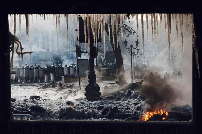 Ross McDonnell. Kiev, Urkain. Jan25 2014
