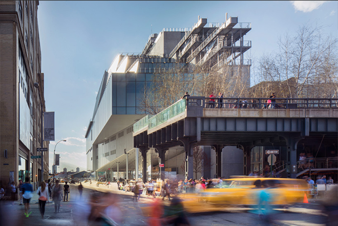 Renzo Piano's Whitney Museum of American Art set to open in New York_1