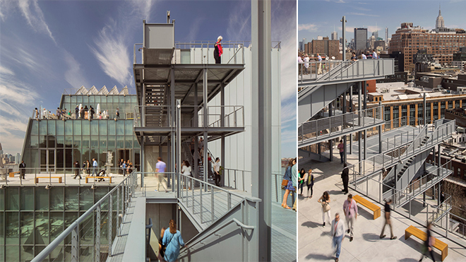 Renzo Piano's Whitney Museum of American Art set to open in New York_3