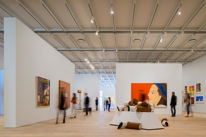 Renzo Piano's Whitney Museum of American Art set to open in New York_4