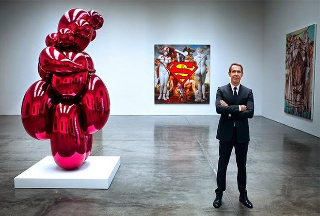 Design Museum-Jeff Koons Retrospective at Guggenheim Bilbao-1