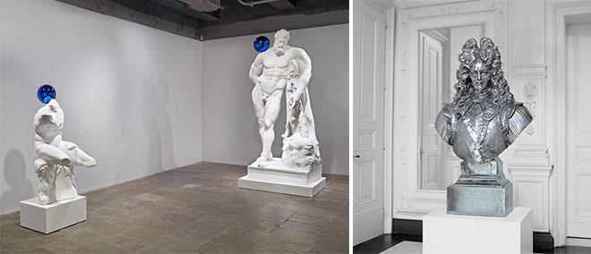 Design Museum-Jeff Koons Retrospective at Guggenheim Bilbao-5