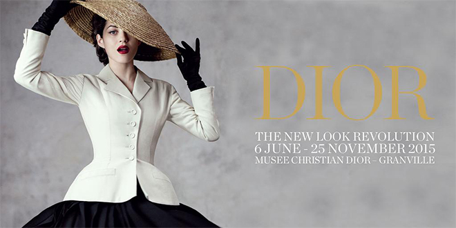 Design Museum - New Dior exhibition at Musée Christian Dior