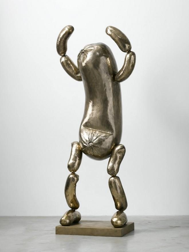 Design Museum-Contemporary sculpture art by Erwin Wurm-10