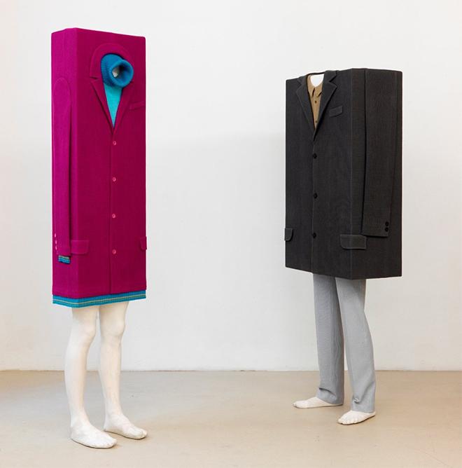 Design Museum-Contemporary sculpture art by Erwin Wurm-14