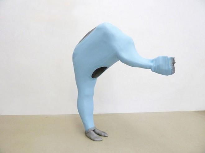 Design Museum-Contemporary sculpture art by Erwin Wurm-6