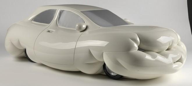 Design Museum-Contemporary sculpture art by Erwin Wurm-8