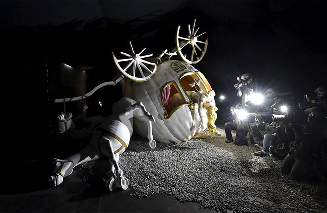 Design Museum - Banksy's twisted 'Dismaland' theme park-9