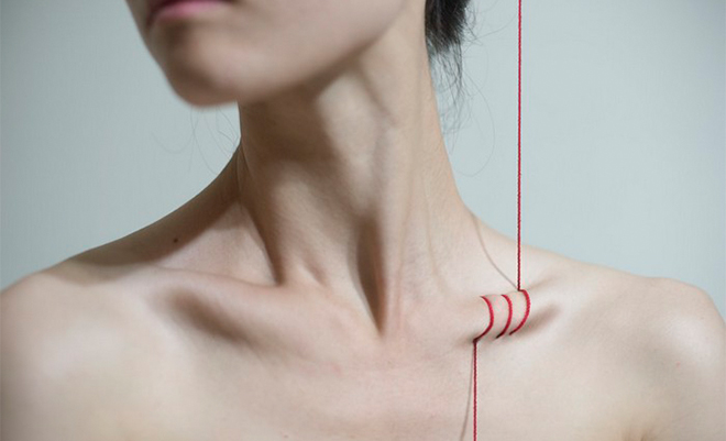 Design Museum- Contemporary art on human bodies by Yung Cheng Lin-10