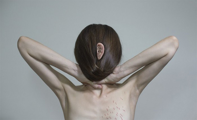 Design Museum- Contemporary art on human bodies by Yung Cheng Lin-9