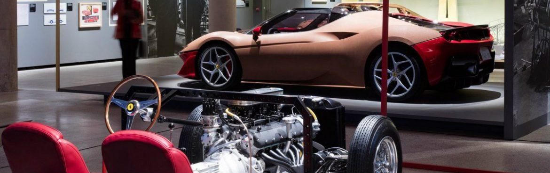 Design Museum Sports Car Retrospective Celebrates 70 years of Ferrari