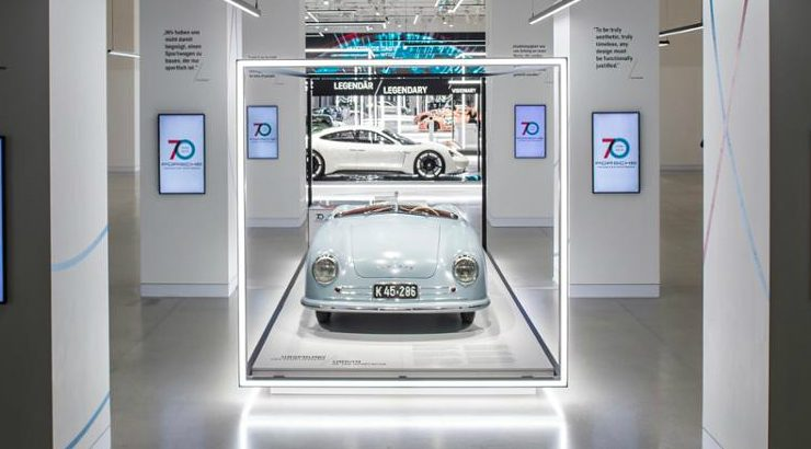 Porsche Exhibition – Celebrating 70 Years Sportscars