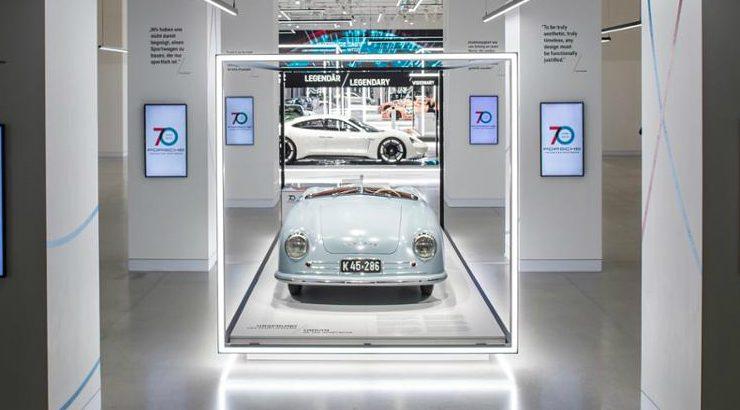 Porsche Exhibition – Celebrating 70 Years Sportscars