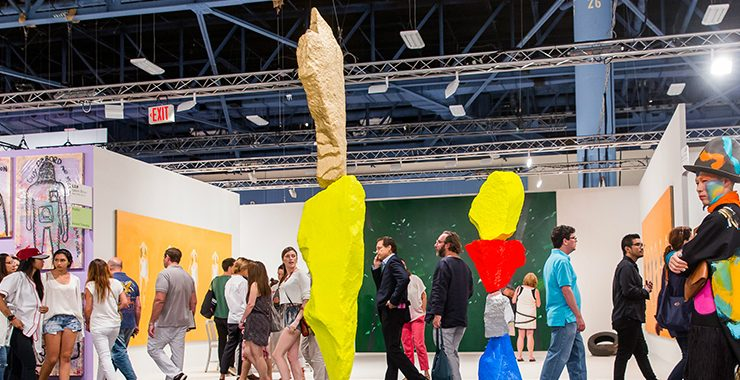 The most interesting talks that are happening in Art Basel Miami 2018