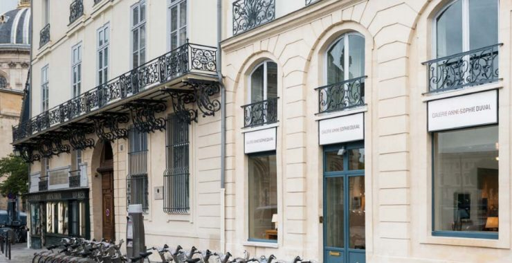An Inspiring Place to Visit in Paris: Galerie Anne-Sophie Duval