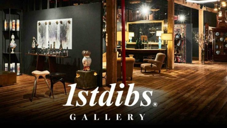 You must visit 1stdibs' new gallery in the heart of New York 1